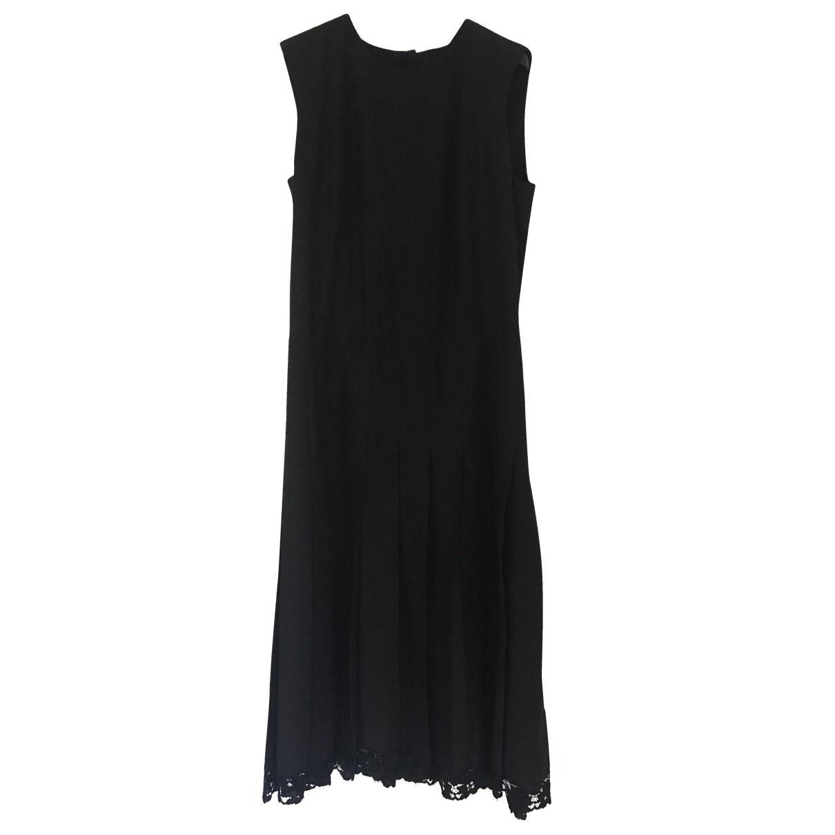 Marc Jacobs \N Kleid in  Schwarz Polyester
