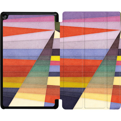 Amazon Fire HD 8 (2018) Tablet Smart Case - You Were Trying Too Hard von Georgiana Teseleanu