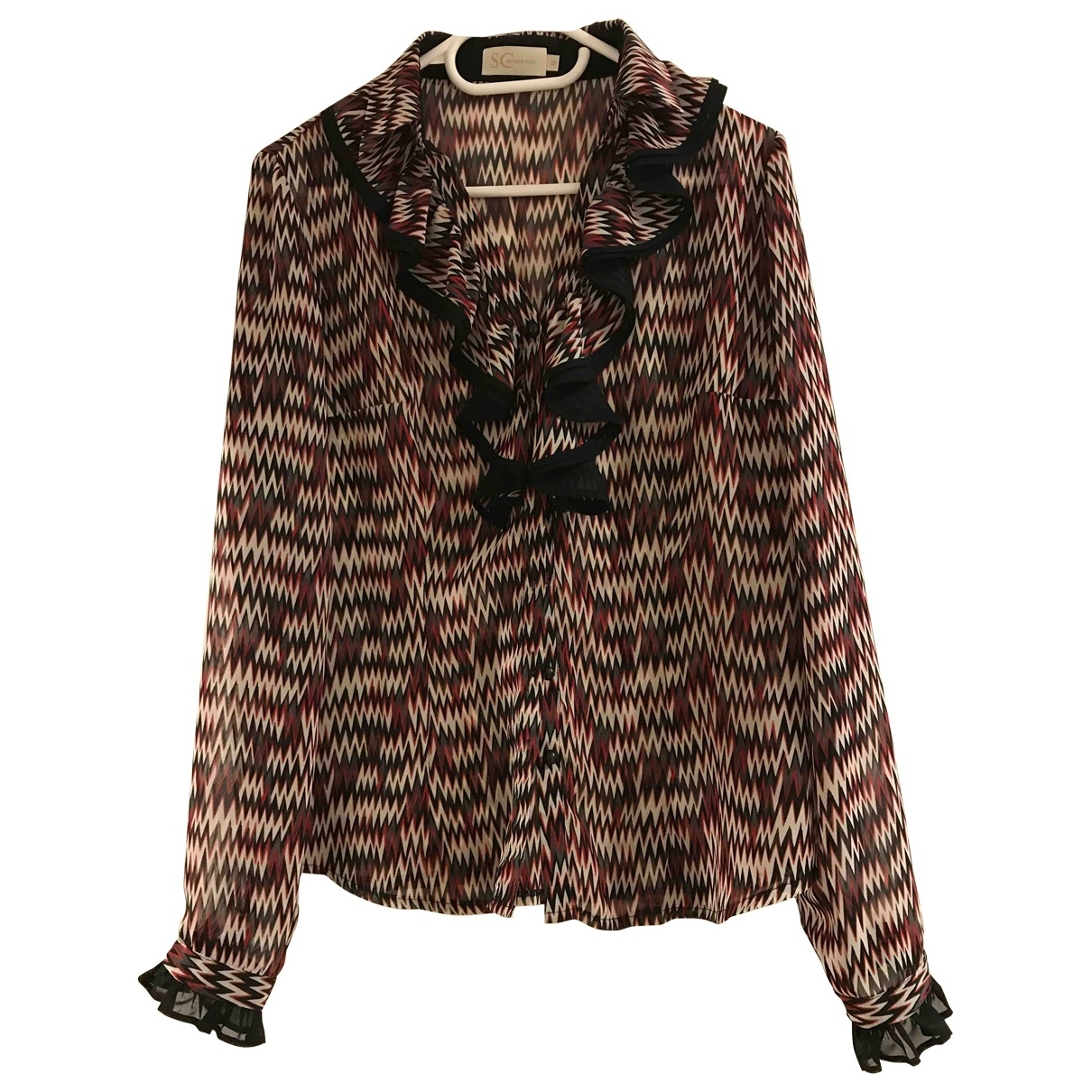 Non Signé / Unsigned \N Multicolour  top for Women 12 UK