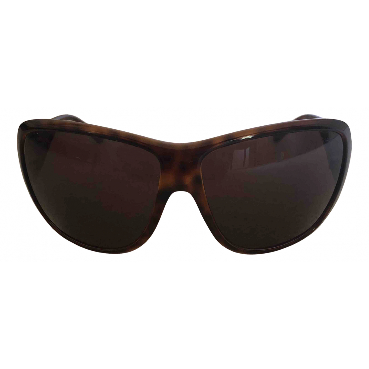 Chanel \N Brown Sunglasses for Women \N