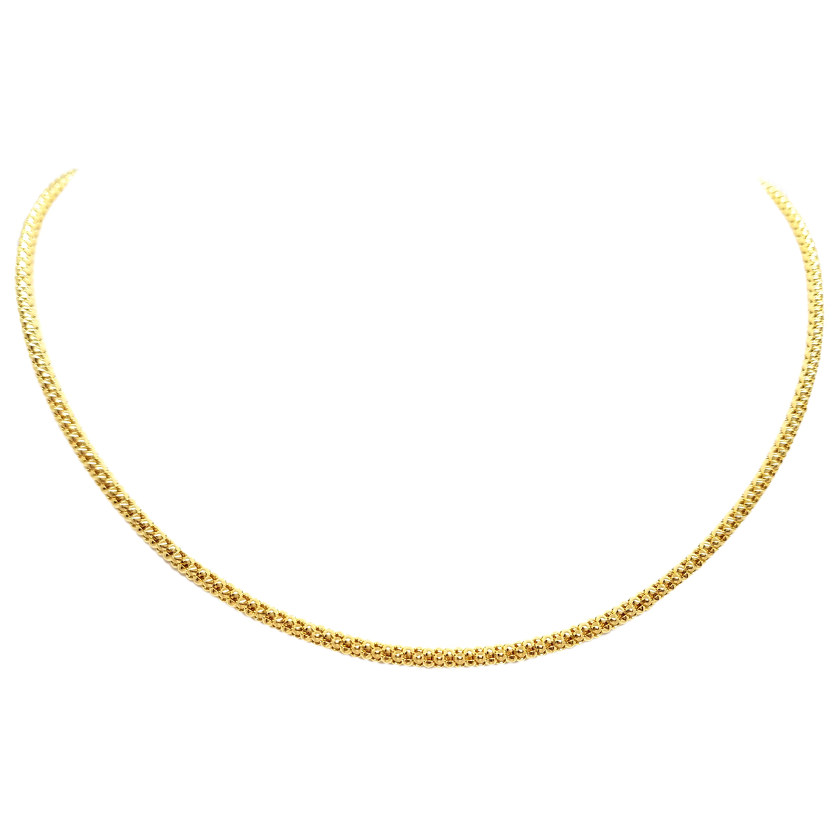 Autre Marque N Gold Yellow gold necklace for Women N