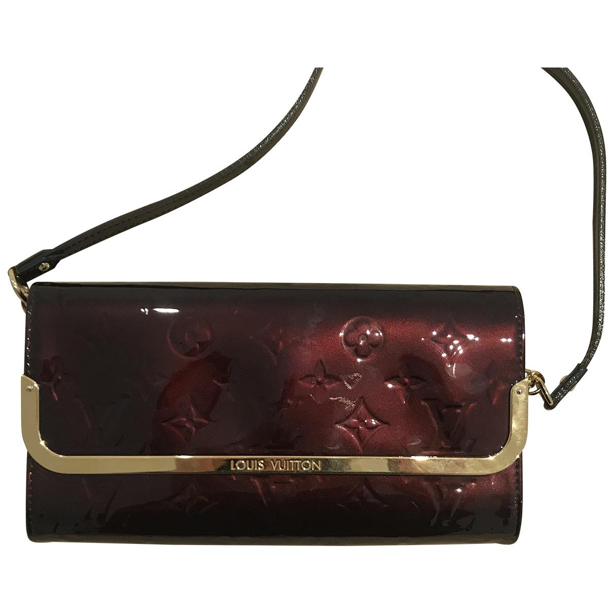Pochette Rossmore de Charol Louis Vuitton