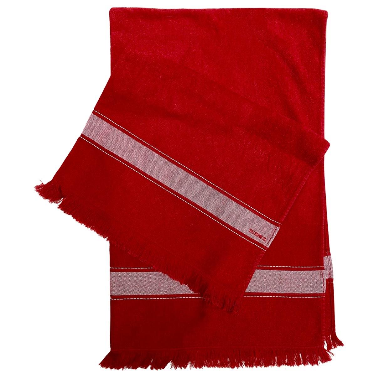 Hermes - Sport & Loisirs   pour lifestyle en coton - elasthane - rouge
