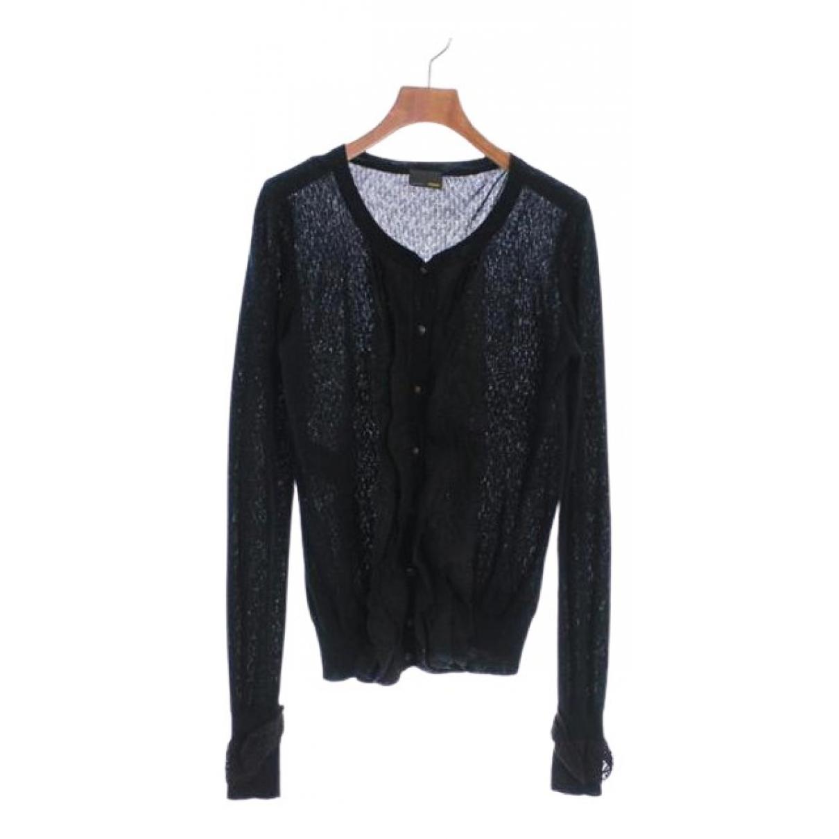 Fendi \N Pullover in  Schwarz Baumwolle
