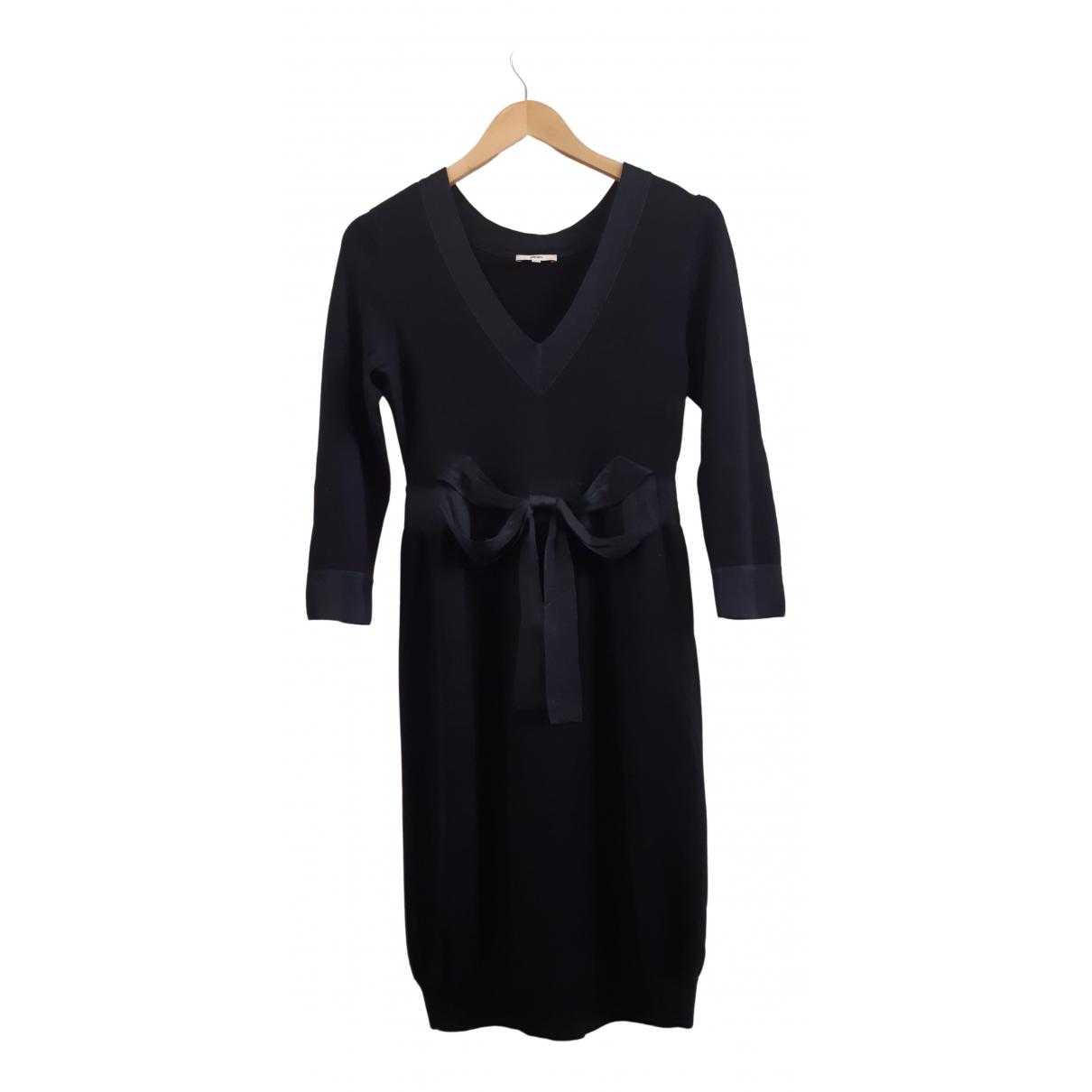 Kenzo N Black Wool dress for Women M International