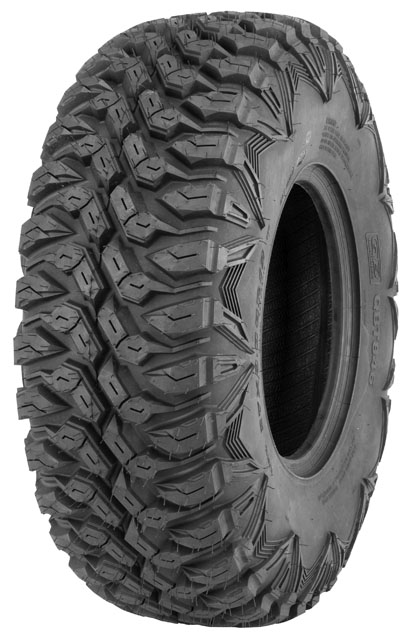 QuadBoss QBT846 Radial Utility Tires 27x9-12 Radial Front 8-Ply