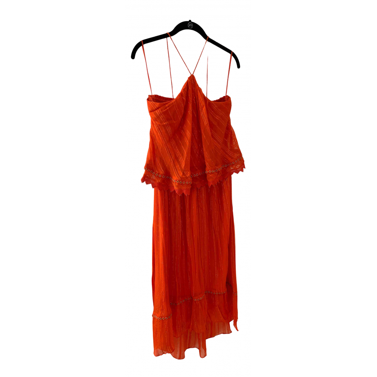Ramy Brook - Robe   pour femme - orange