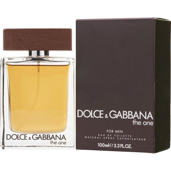 The One Pour Homme - Dolce & Gabbana Eau de toilette en espray 100 ML