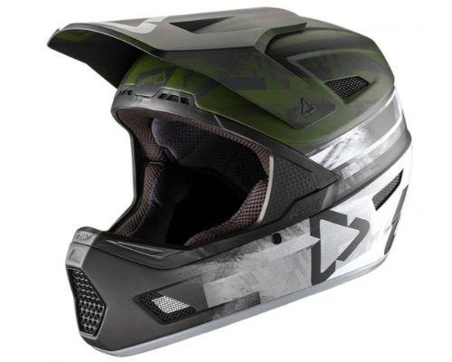 Leatt 1020002323 Forest DBX 3.0 DH V20.1 Helmet X-Large