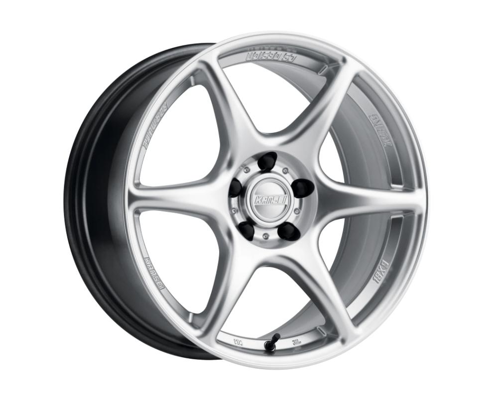 Kansei Tandem Wheel 18x9.5 5x100 22mm Hyper Silver