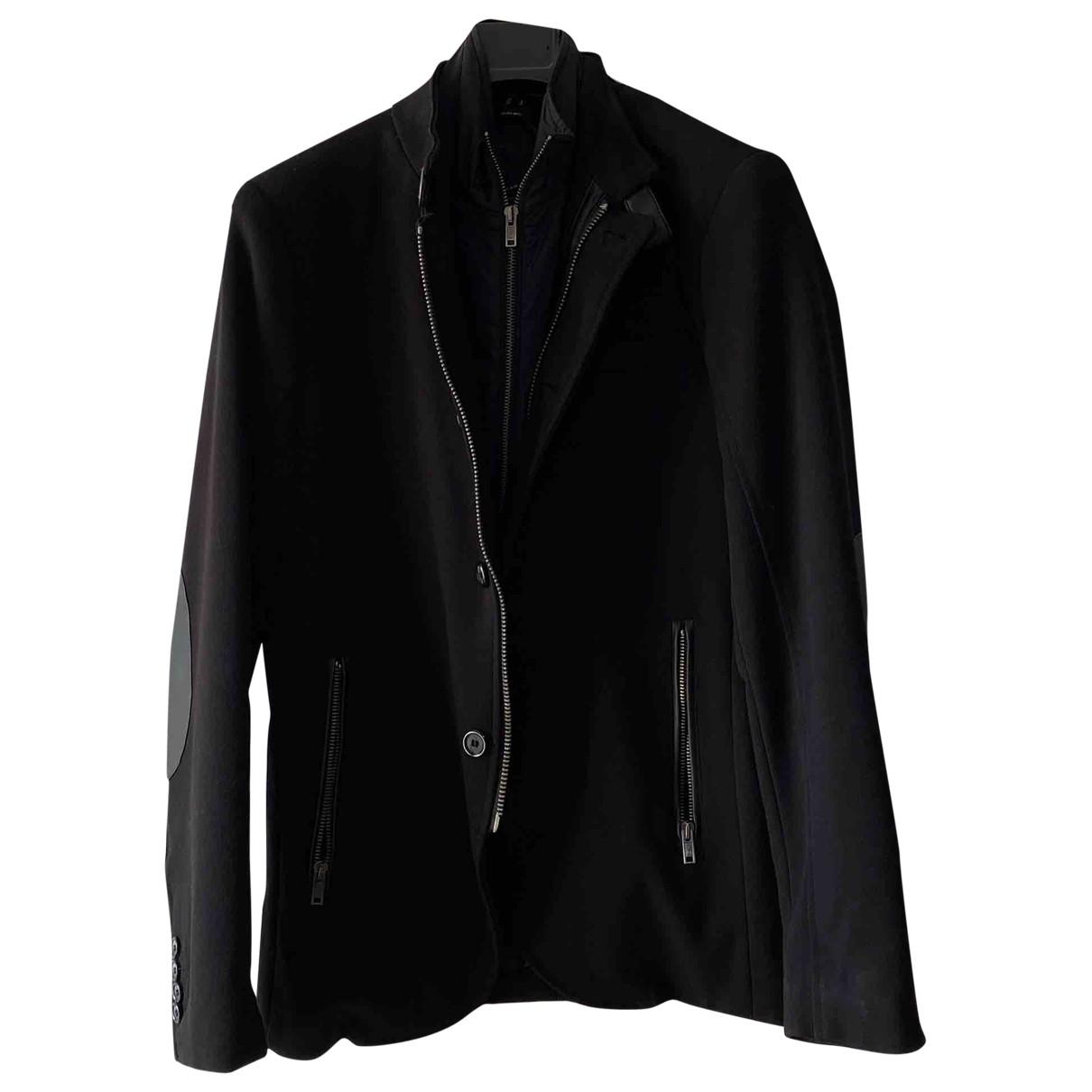 Zara - Vestes.Blousons   pour homme en autre - noir