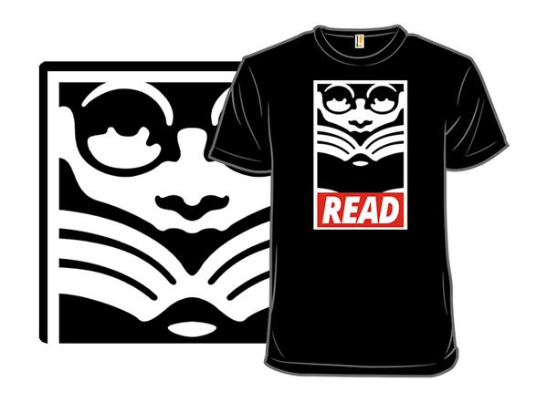 Read. T Shirt