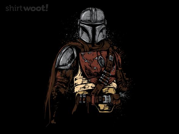 Knight Of Mandalor T Shirt