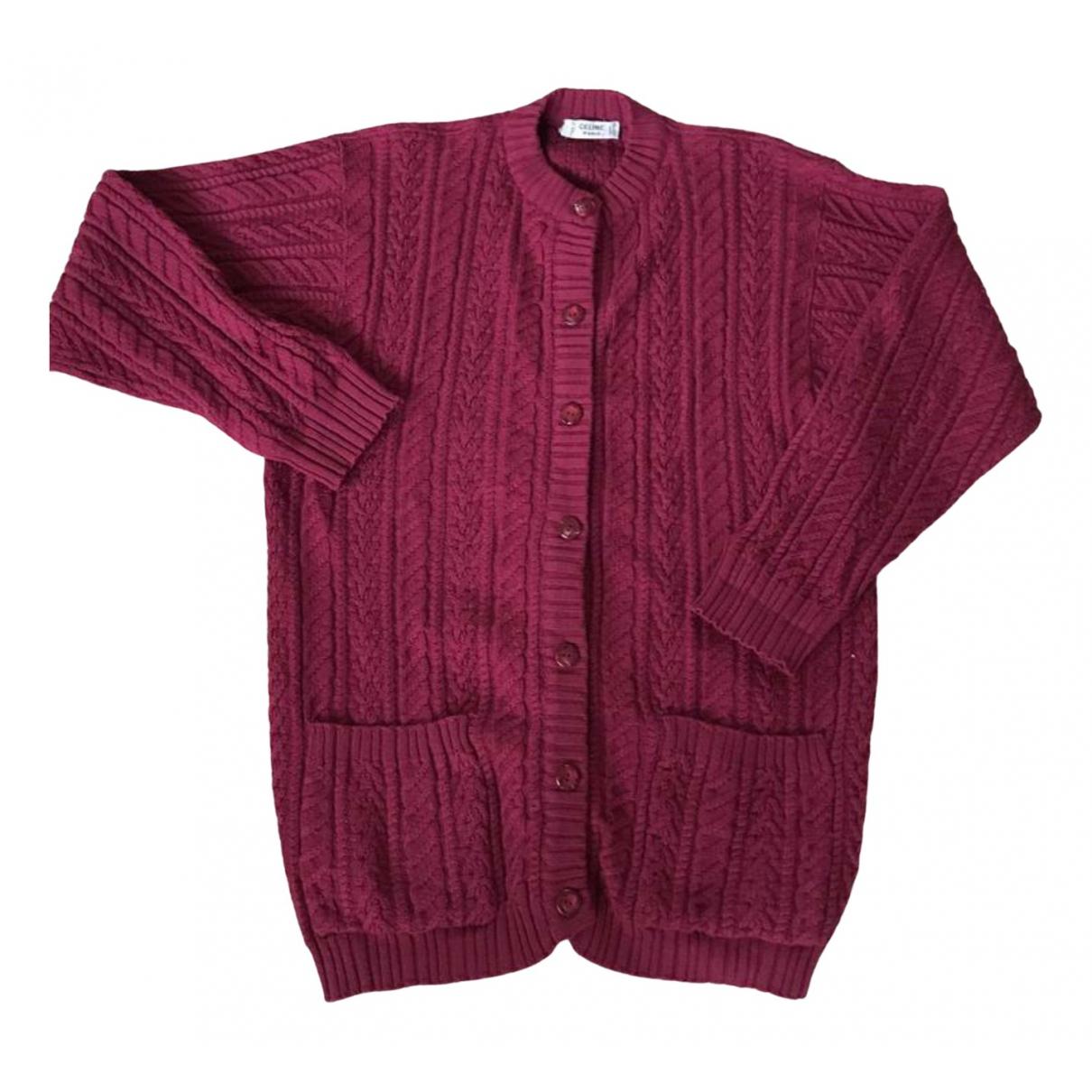 Celine \N Wool Knitwear for Women 44 FR