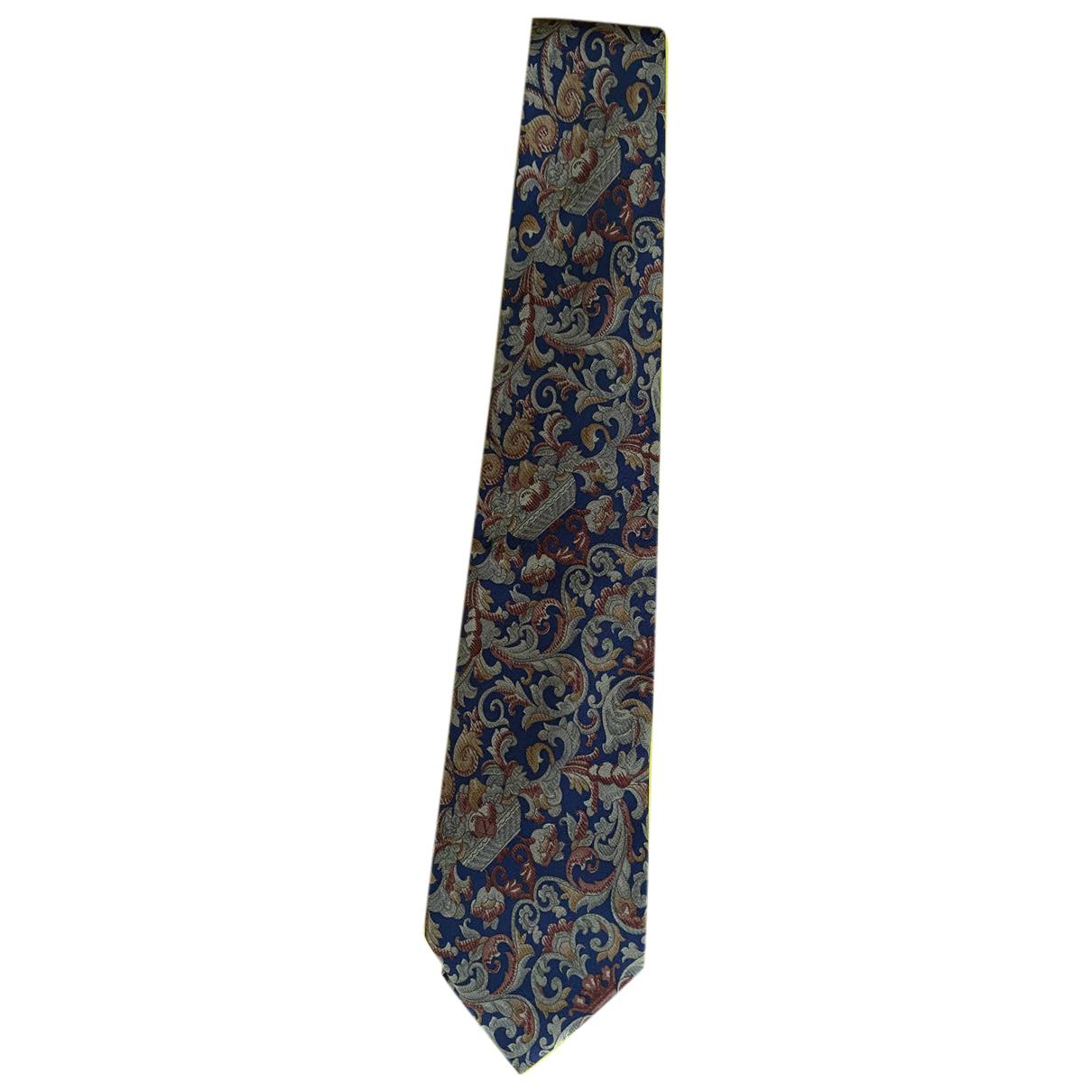 Valentino Garavani N Multicolour Silk Ties for Men N
