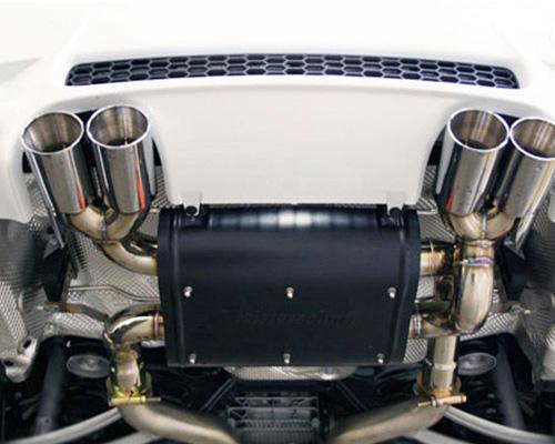 Meisterschaft BM2405002 Aero Shield BMW X6 4.8 | 5.0 08-15