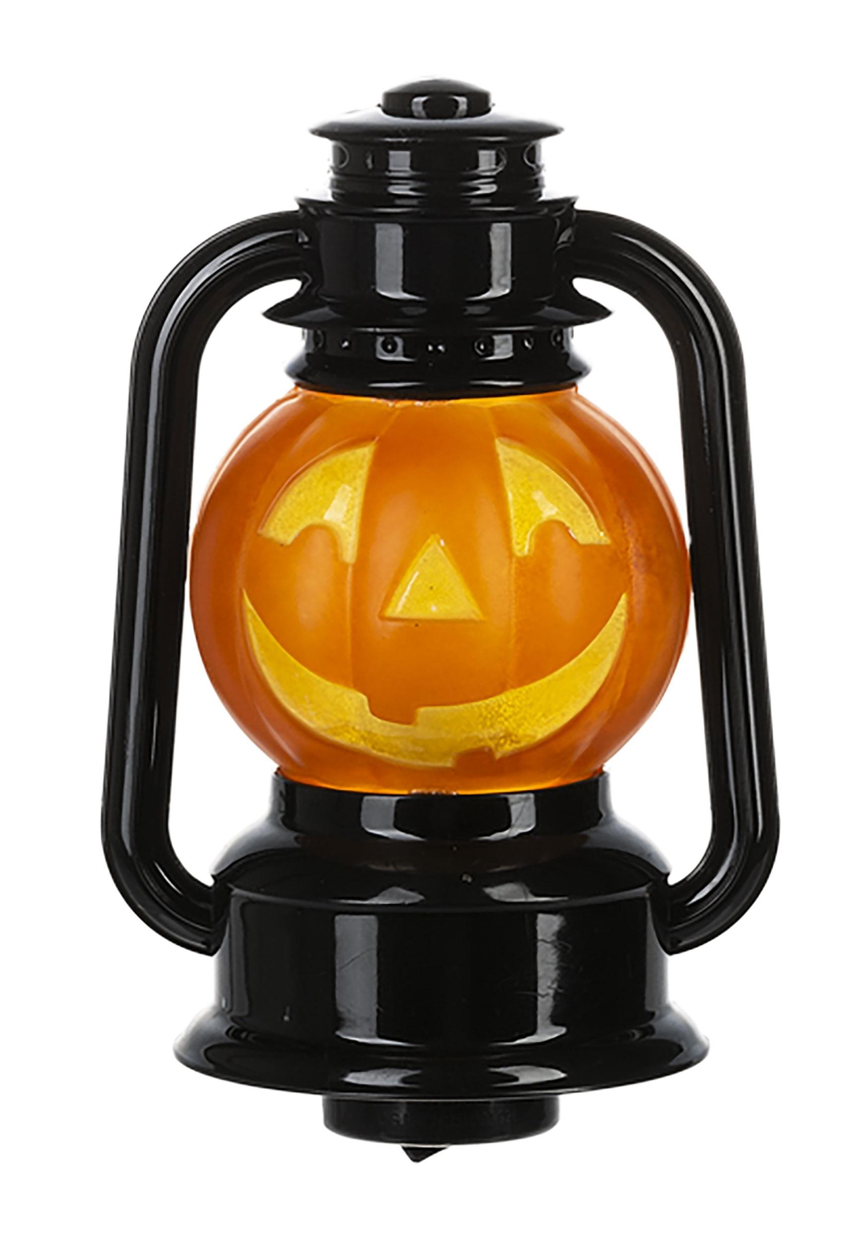 Jack O' Lantern Halloween Decorative Night-Light
