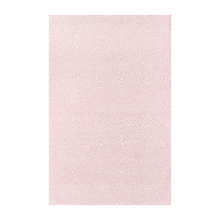 Madcap Cottage By Momeni Roman Holiday Hand Tufted Rectangular Indoor Rugs, One Size , Pink