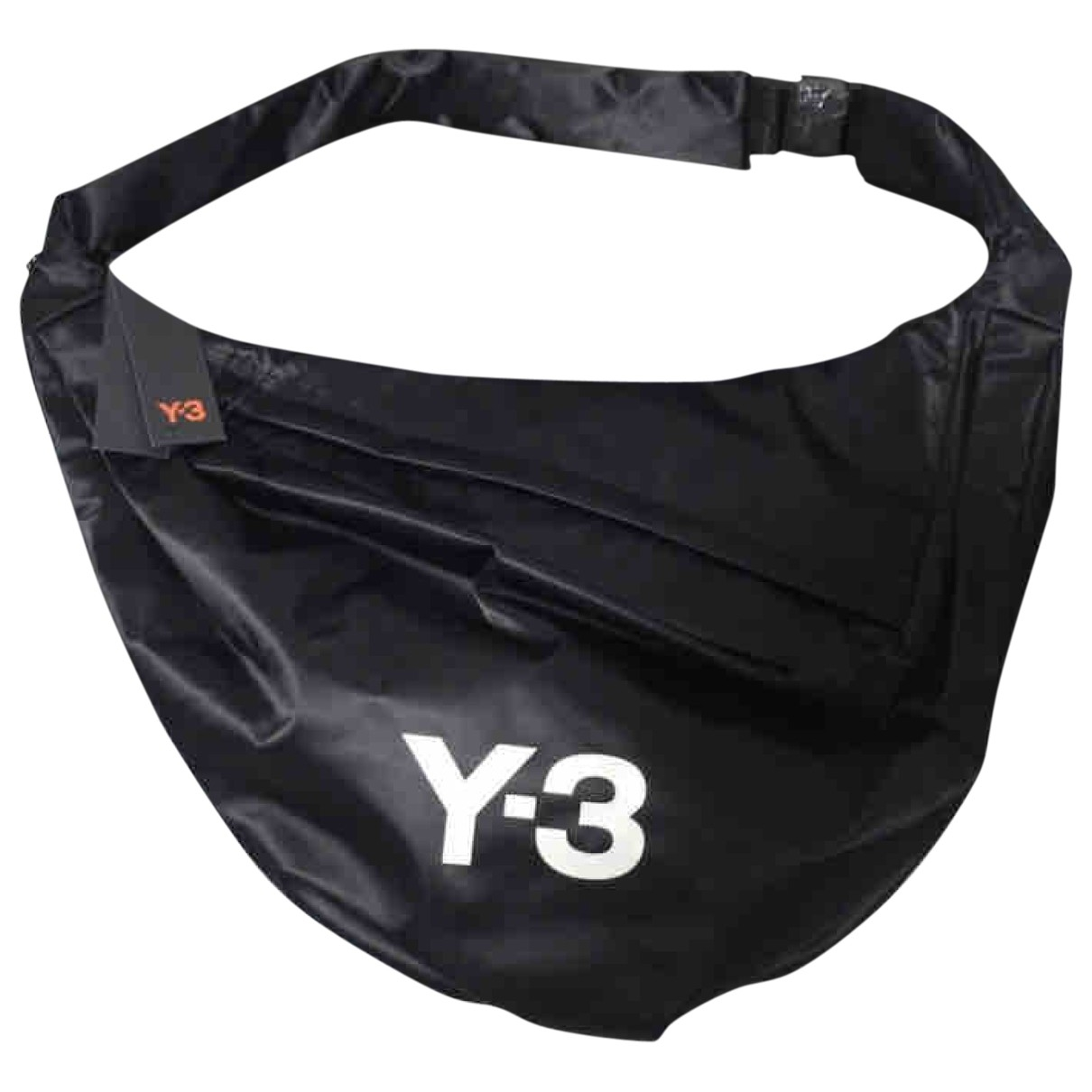 Y-3 \N Black bag for Men \N