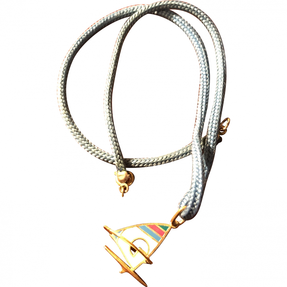 Non Signé / Unsigned \N Multicolour Silver Jewellery for Men \N