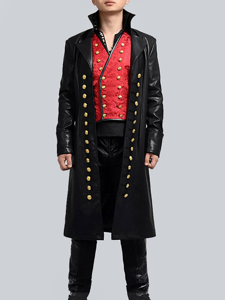 Milanoo Once Upon A Time Hook Cosplay Costume Halloween