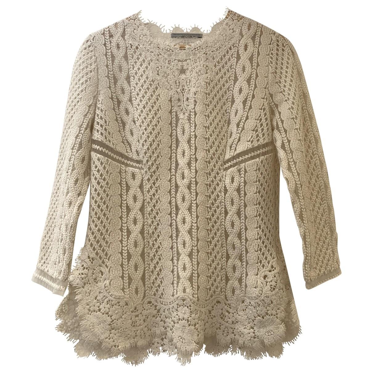 Ermanno Scervino \N Pullover in Polyester