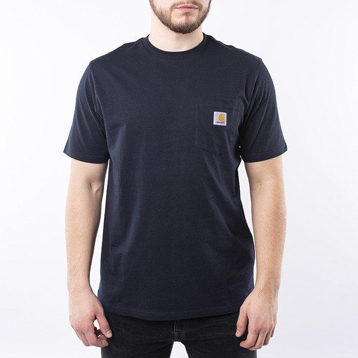 Carhartt WIP S/S Pocket T-Shirt I022091 DARK NAVY