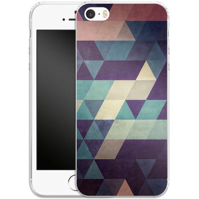 Apple iPhone 5s Silikon Handyhuelle - Cryyp von Spires
