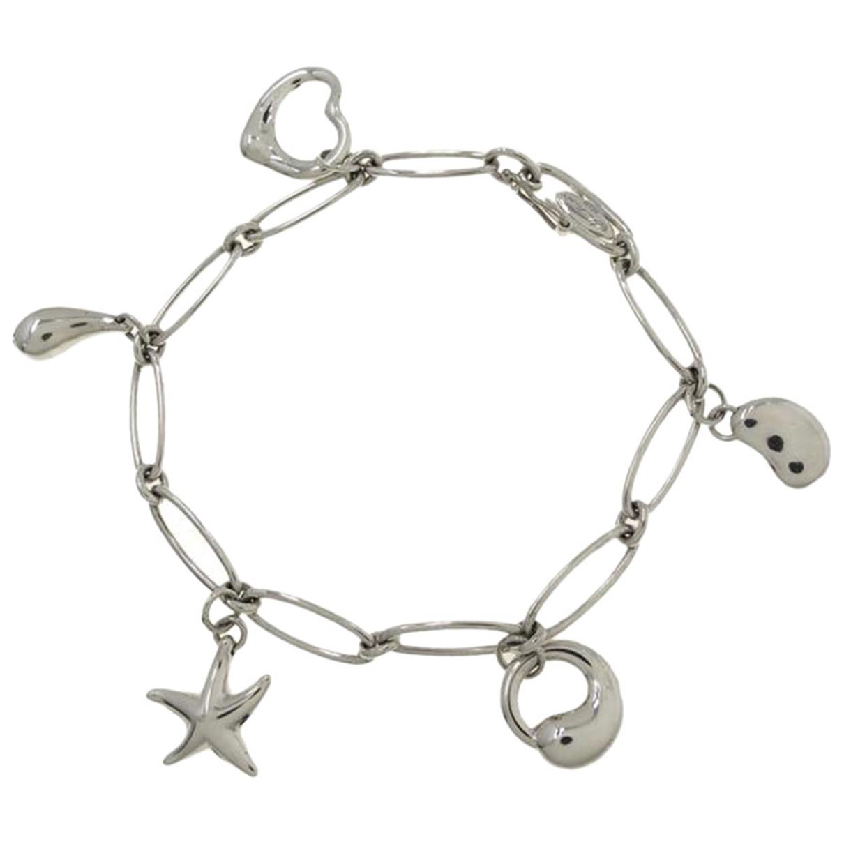 Tiffany & Co \N Armband Silber
