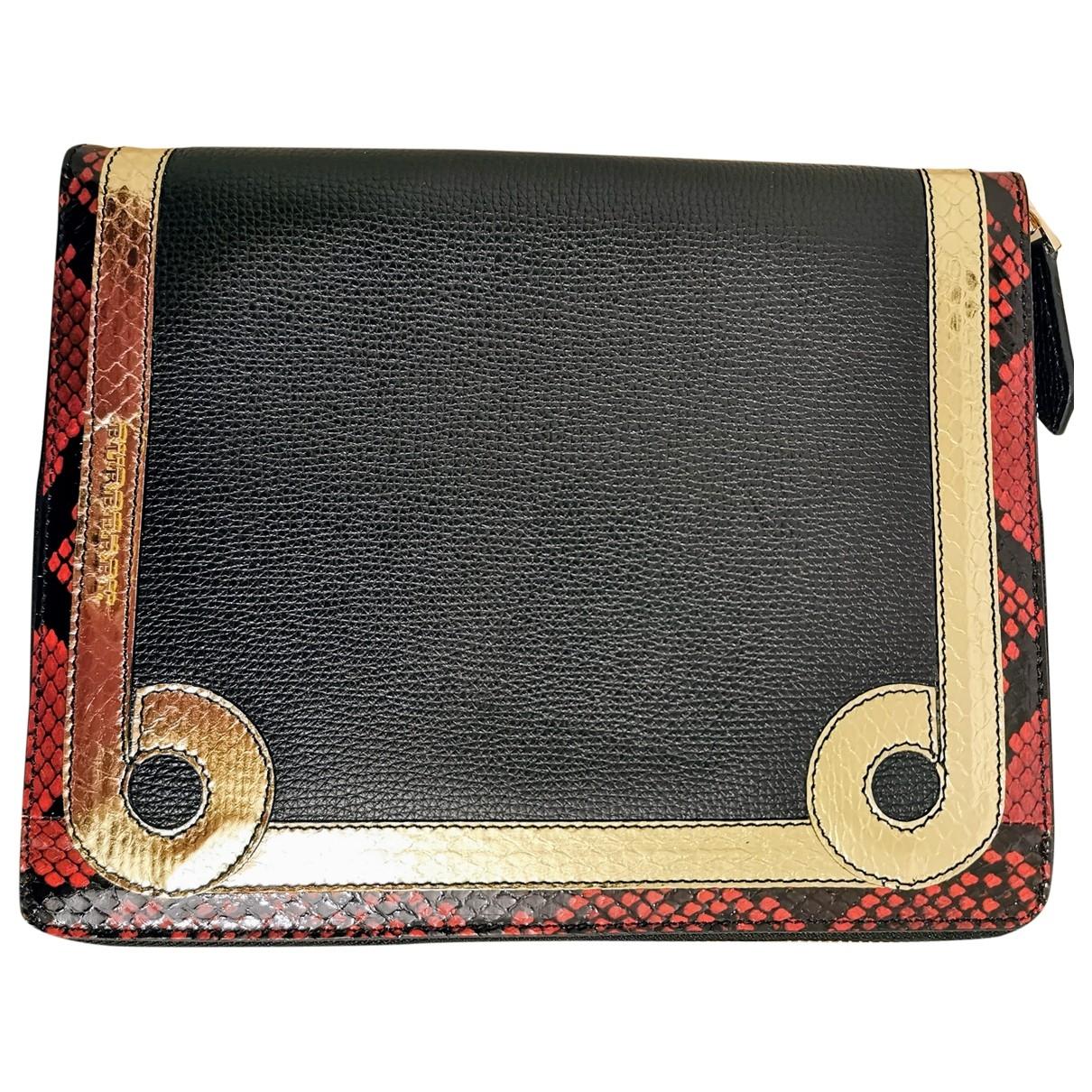 Burberry - Objets & Deco   pour lifestyle en cuir exotique - multicolore