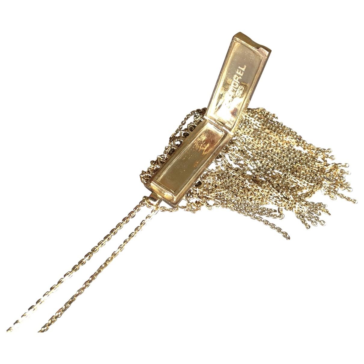 Marie Laure Chamorel \N Kette in  Gold Metall