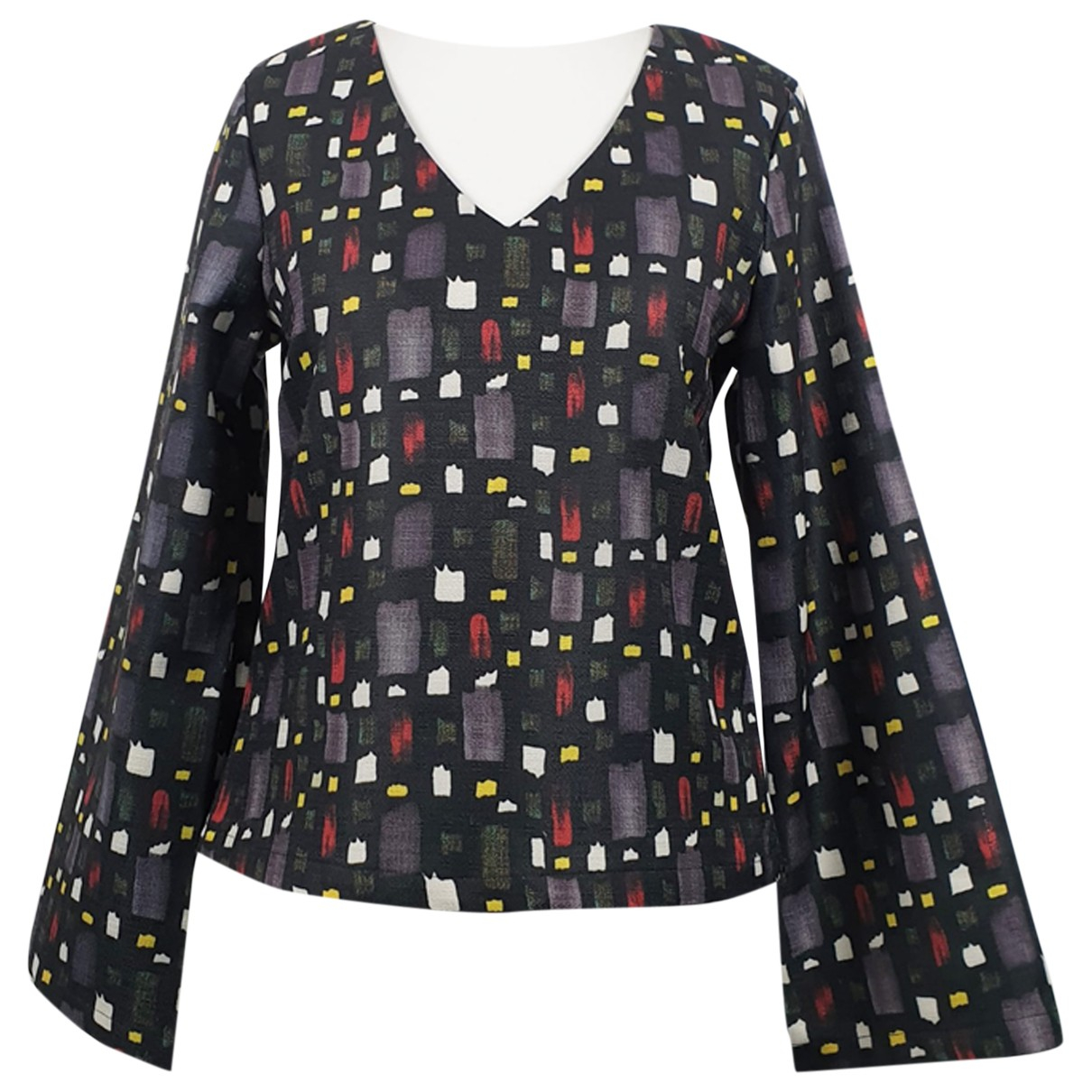 Non Signé / Unsigned \N Multicolour  top for Women XS International