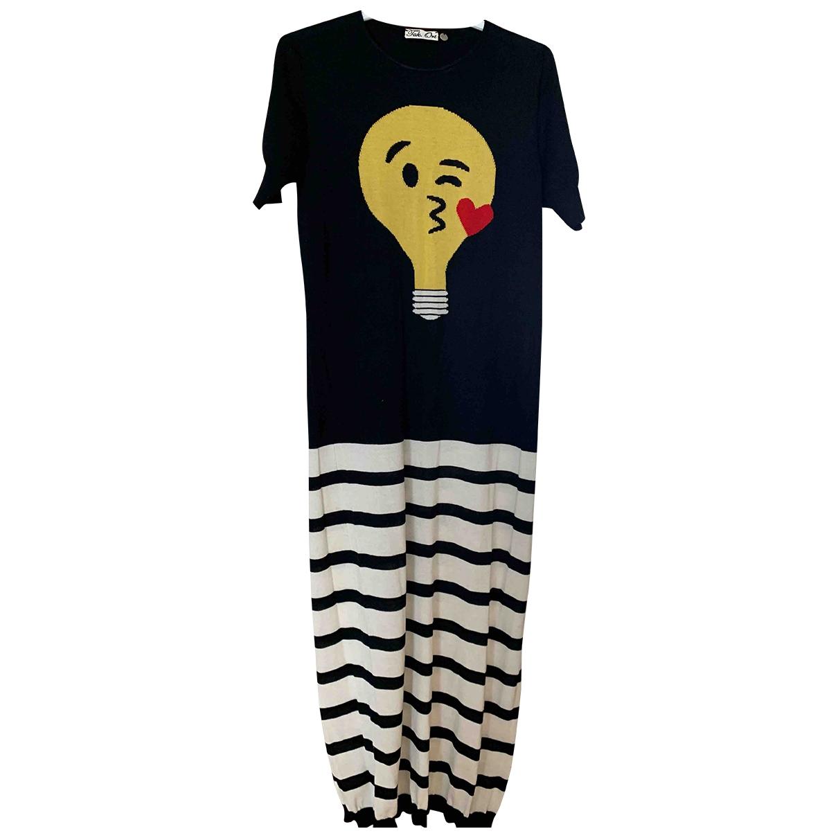 Maxi vestido Tak Ori