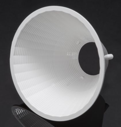 Ledil Barbara LED Reflector, 71°, For Use With CoB Series LEDs, PF Systems