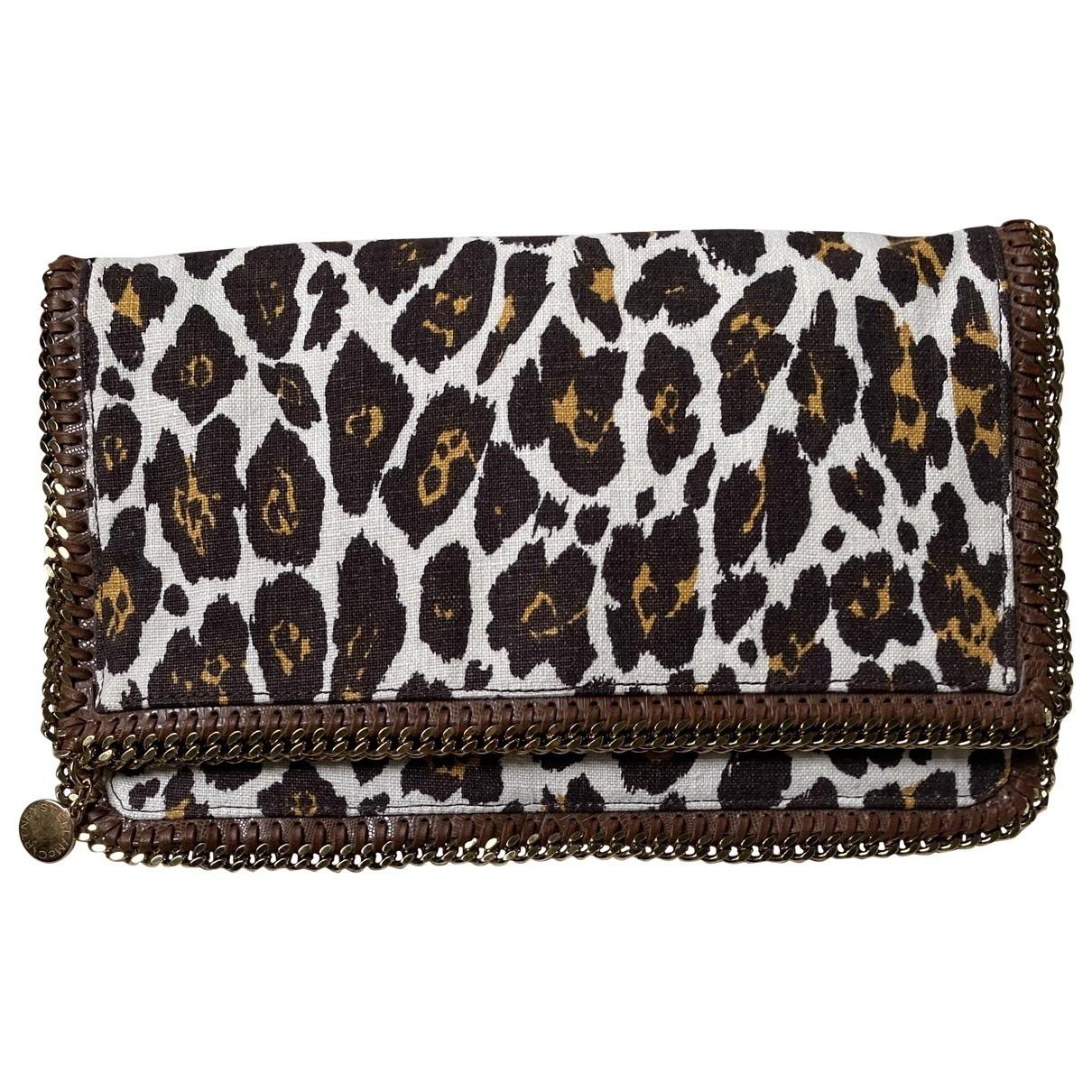 Stella Mccartney \N Linen Clutch bag for Women \N