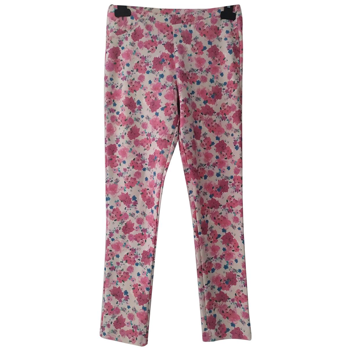 Zara - Pantalon   pour enfant en elasthane - multicolore