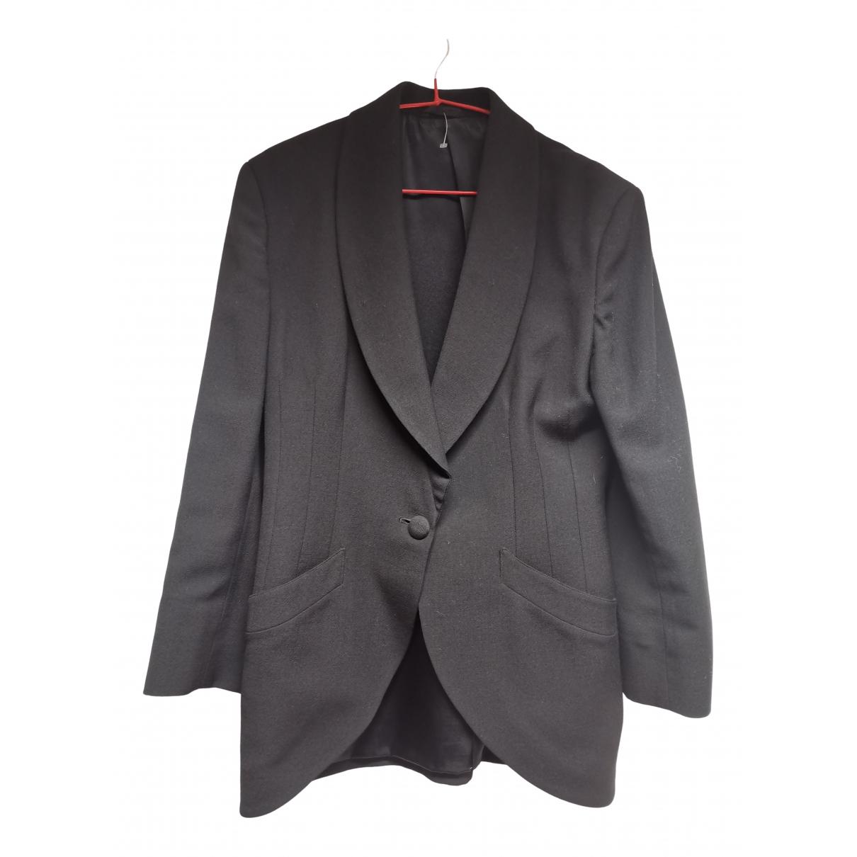 Hobbs - Veste   pour femme en laine - noir