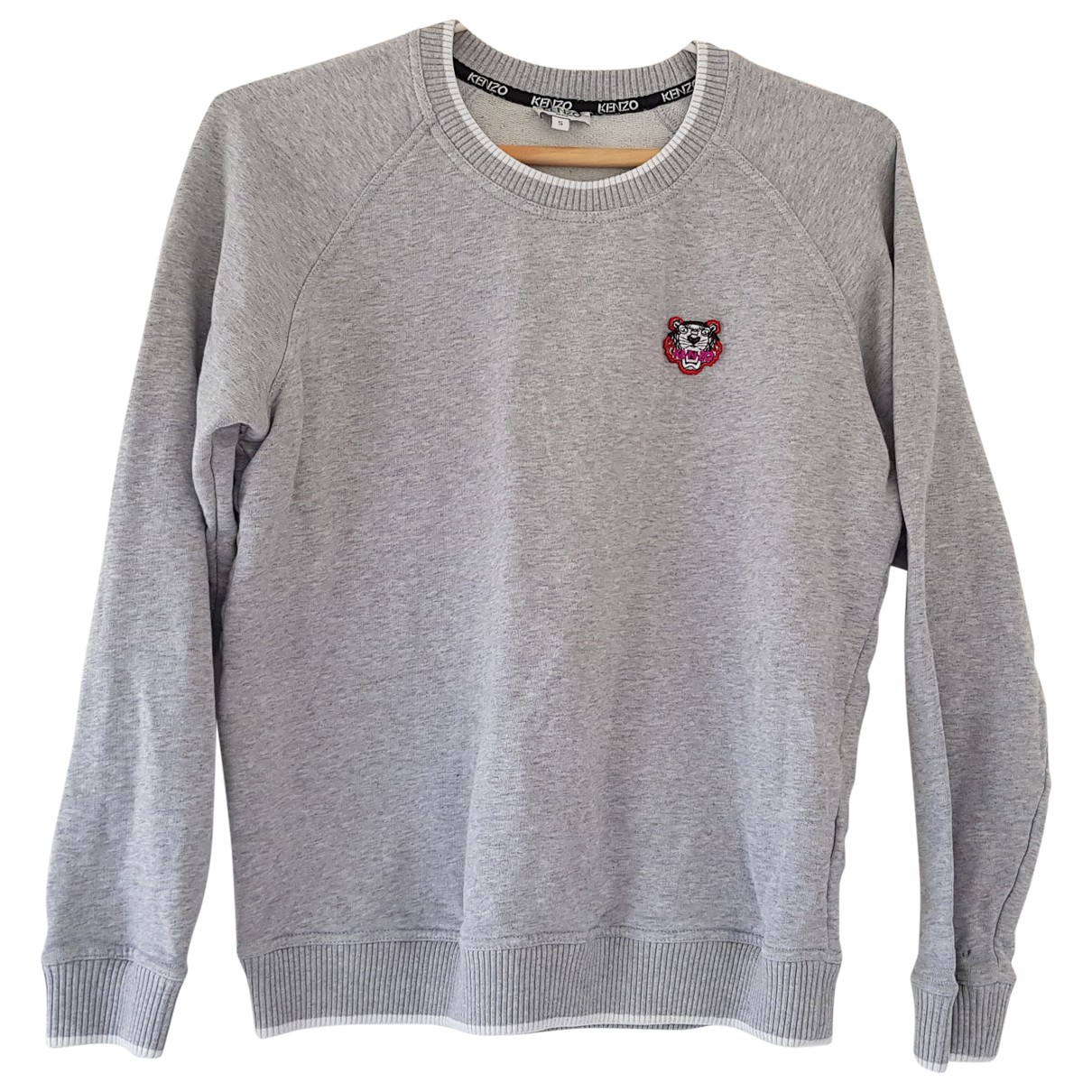Kenzo \N Grey Cotton Knitwear for Women S International