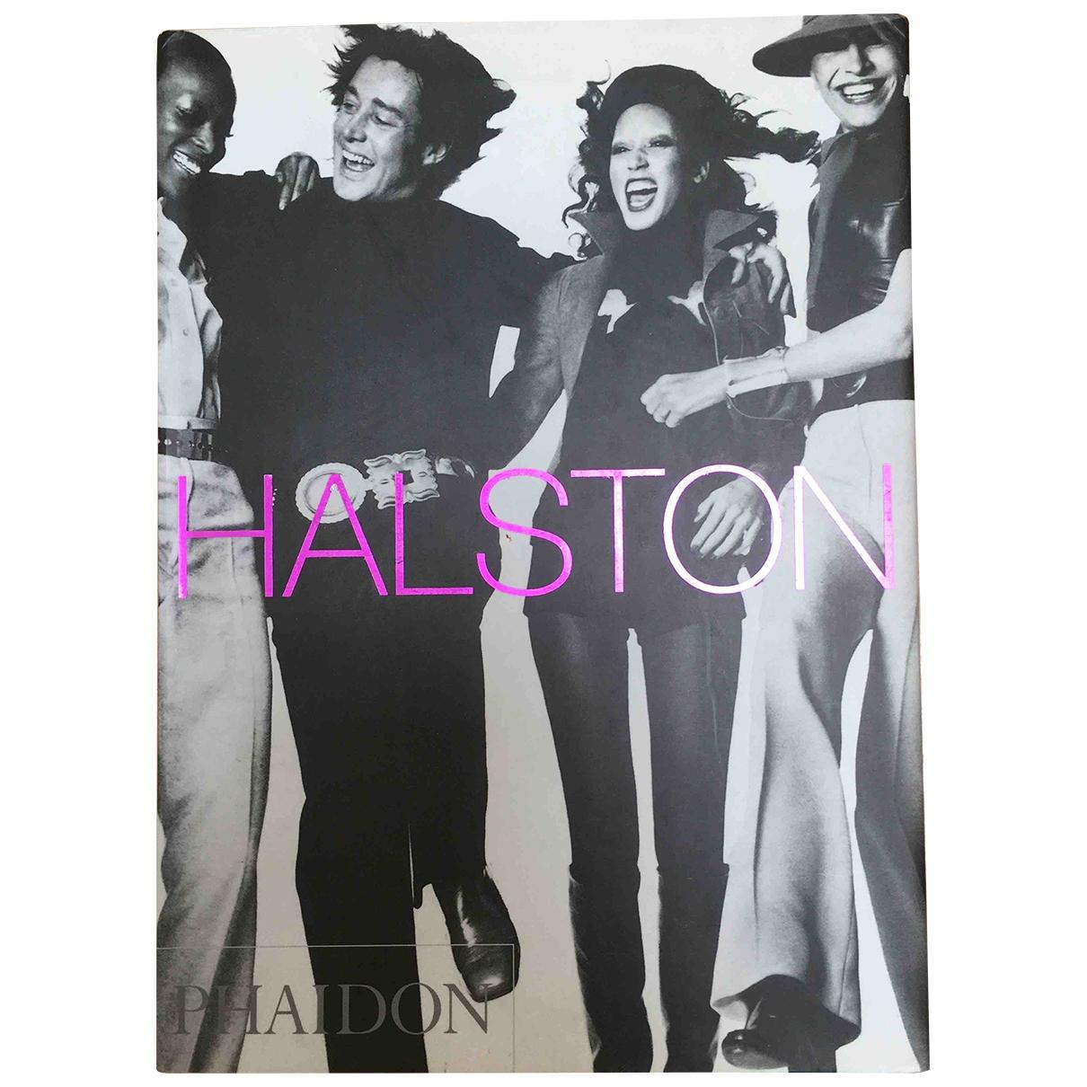 Halston \N Mode in  Bunt Kunststoff