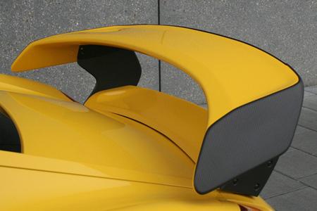 TechArt 087.100.812.009 Rear Spoiler Type 2 GTS Porsche Cayman | Cayman S 987 06-13