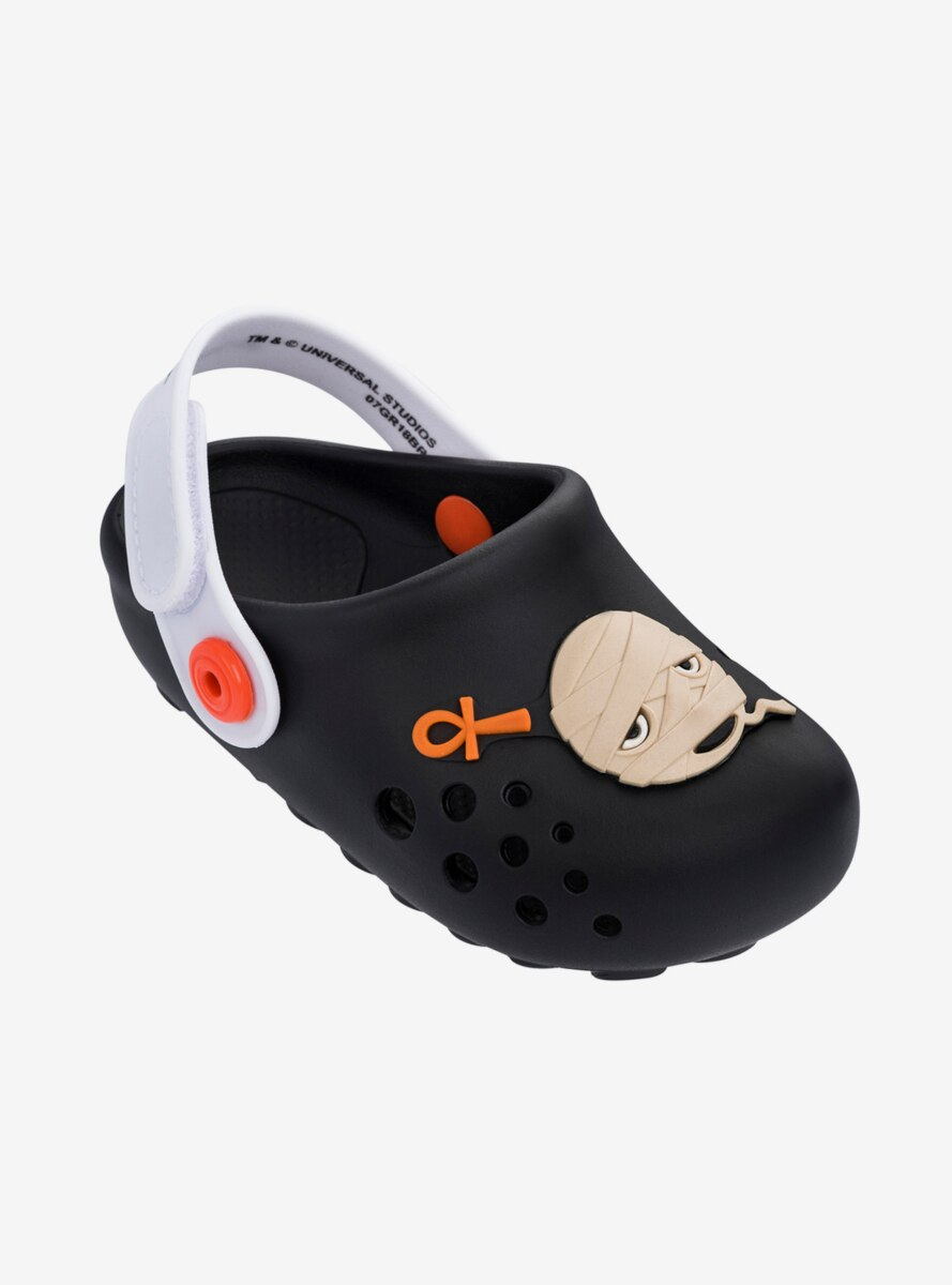 Mummy Rider Little Monsters Baby Clogs