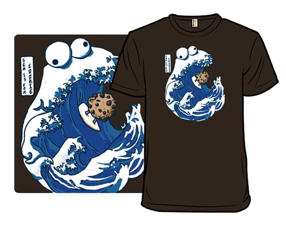 Sea Is For Cookie T Shirt