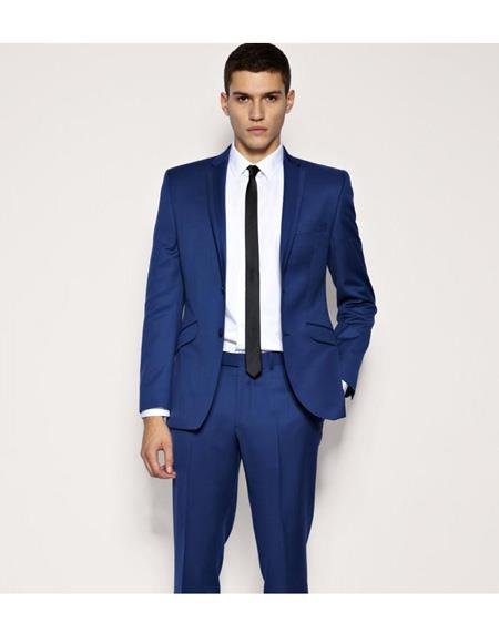 Mens Beach Suit Blue Mens Beach Wedding Attire Suit Me