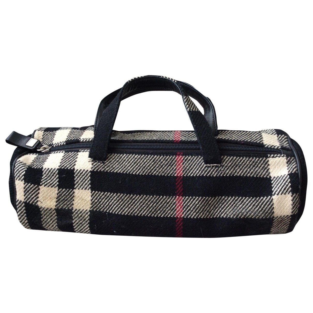 Burberry \N Multicolour Wool handbag for Women \N