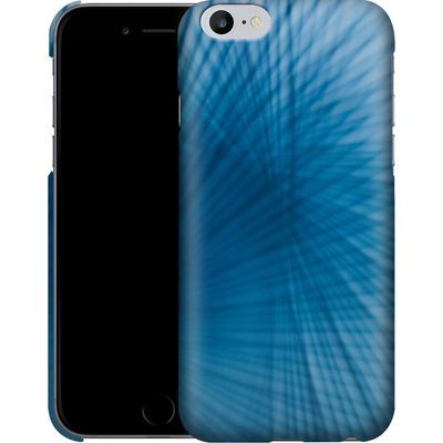 Apple iPhone 6 Plus Smartphone Huelle - Blue Lines von Joy StClaire