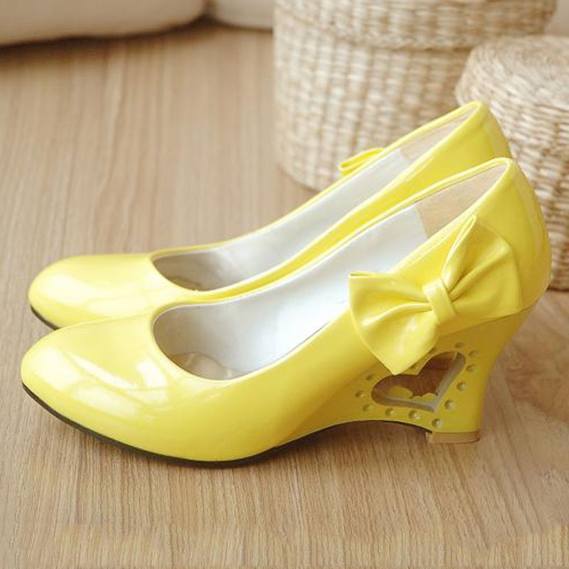 Ericdress Bowknot Embellished Evening Shoes