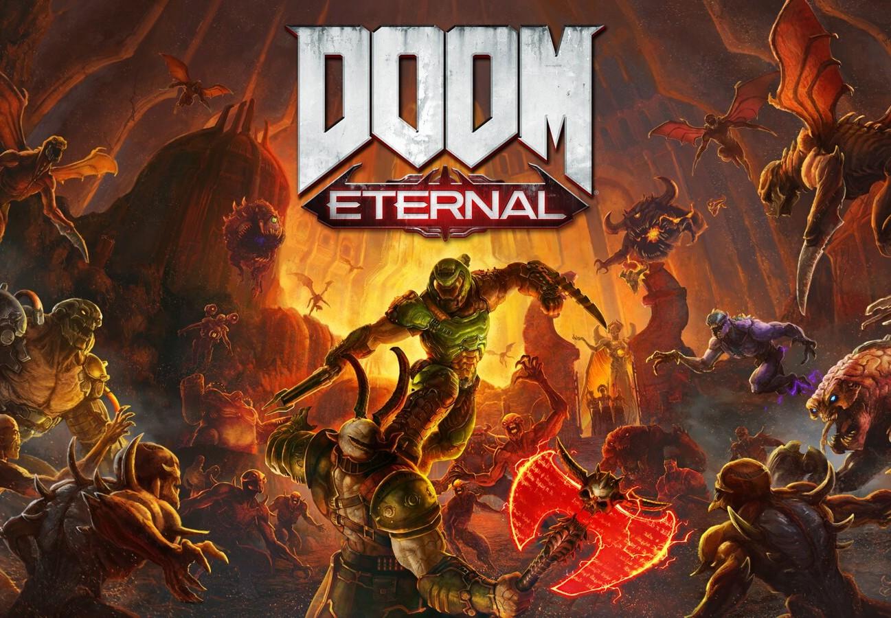 DOOM Eternal - Rip and Tear Pack DLC EU Bethesda CD Key