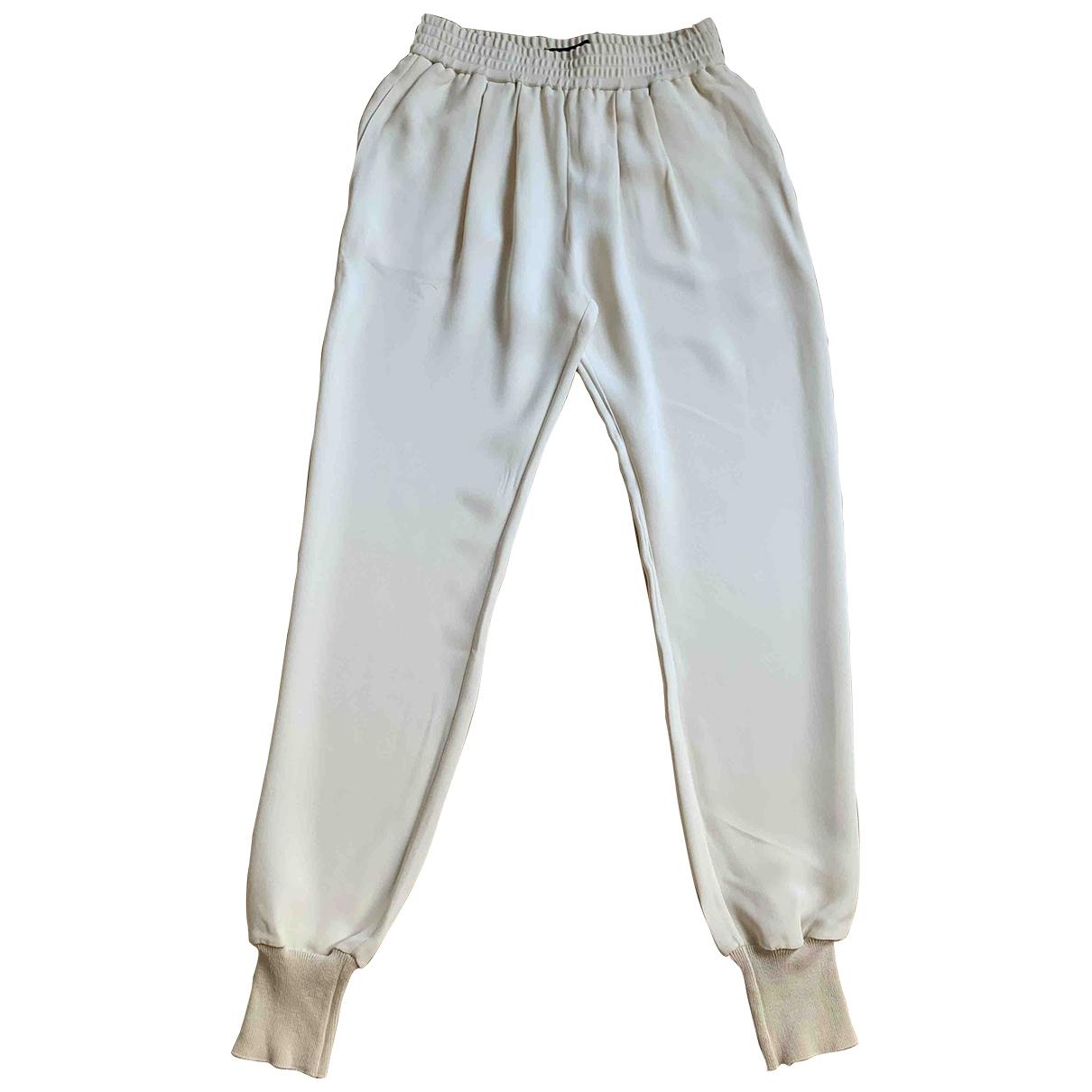 Stella Mccartney \N Trousers for Women 38 IT