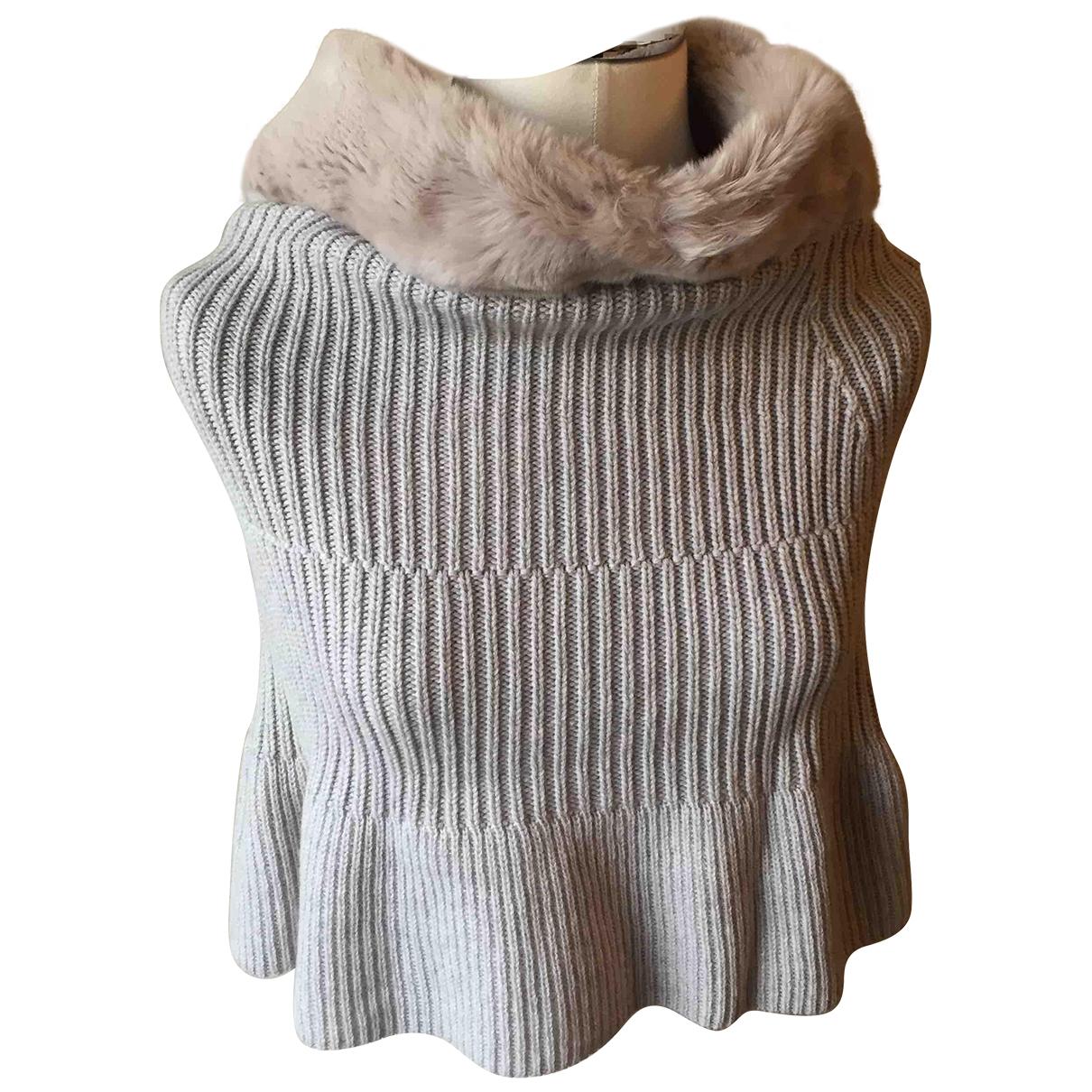 Nina Ricci \N Grey Fur Knitwear for Women M International