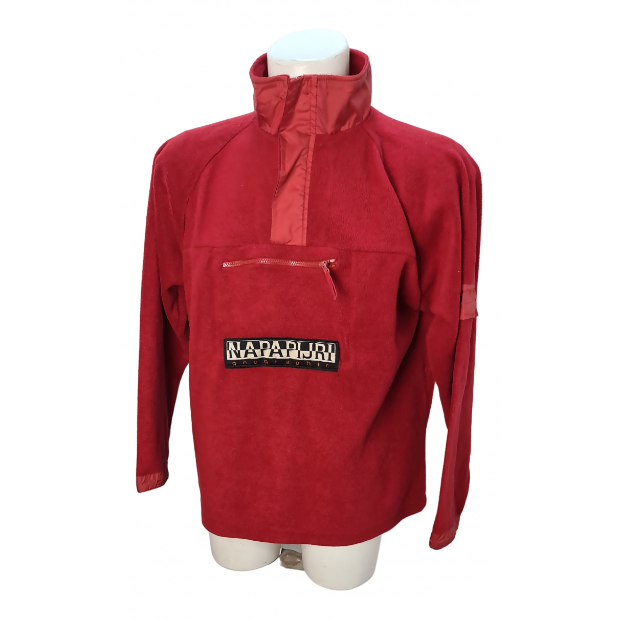 Napapijri \N Red Knitwear & Sweatshirts for Men L International